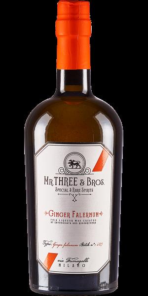Mr. Three & Bros