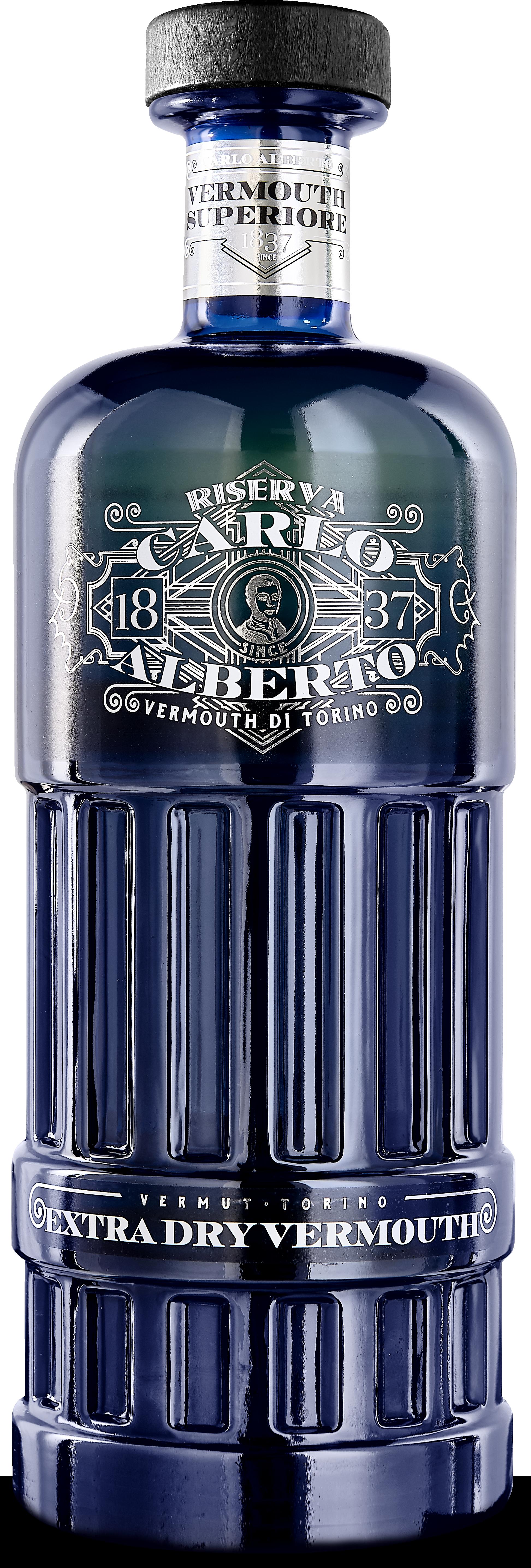 Riserva Carlo Alberto - Extra Dry Vermouth Superiore