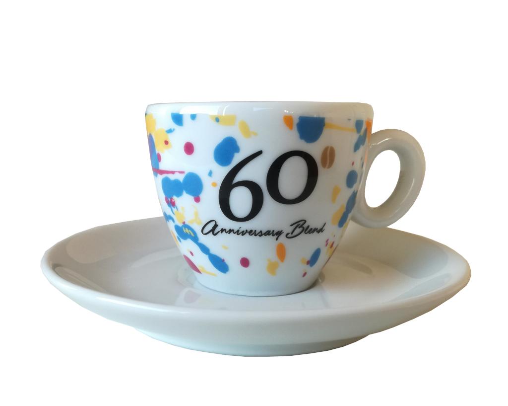 Anniversary Espresso-Tasse - Città d'Italia