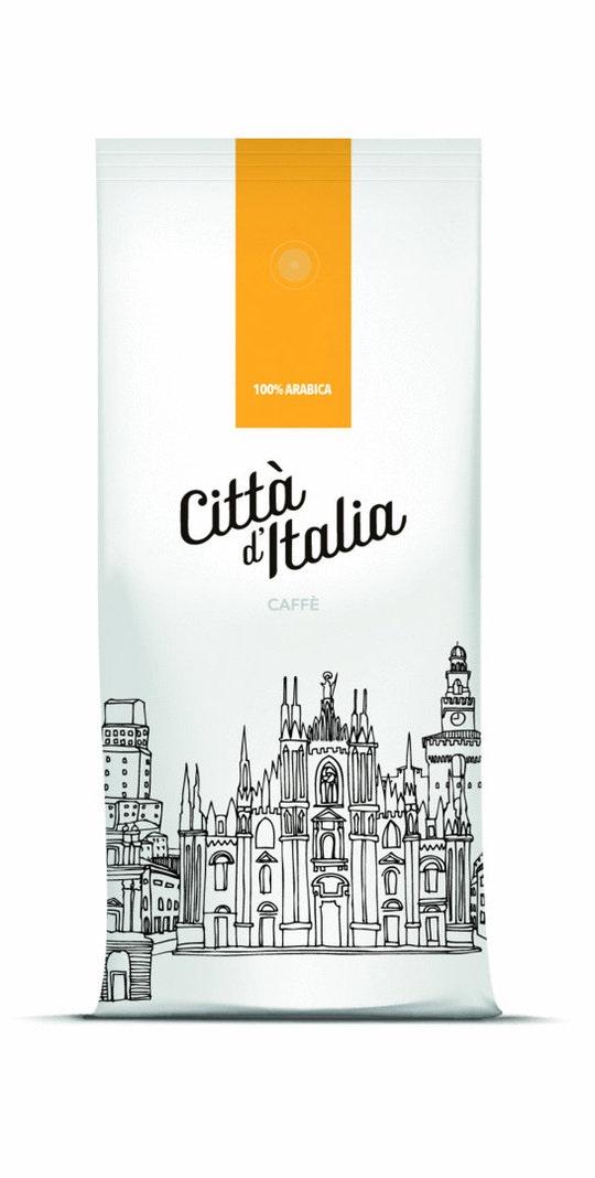 Città d'Italia Caffè - 100% Arabica
