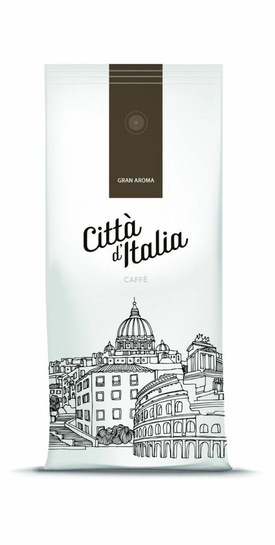 Città d'Italia Caffè - Gran Aroma