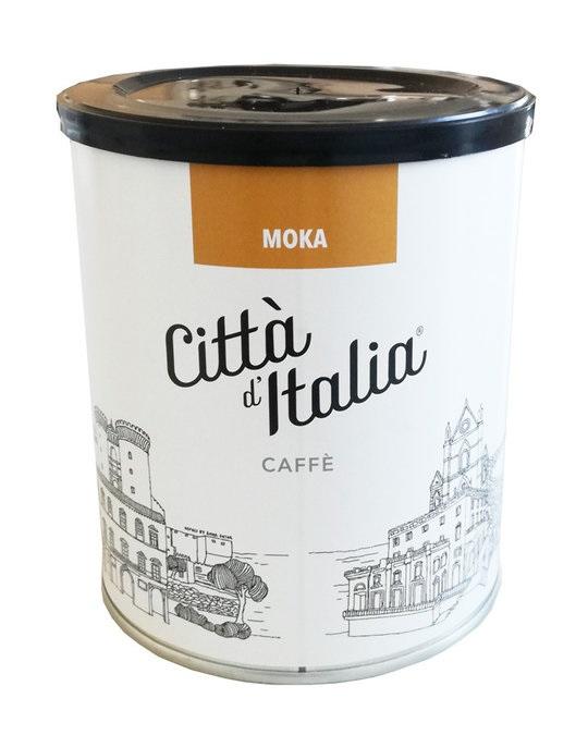 Città d'Italia Caffè - Moka 250 Gr.