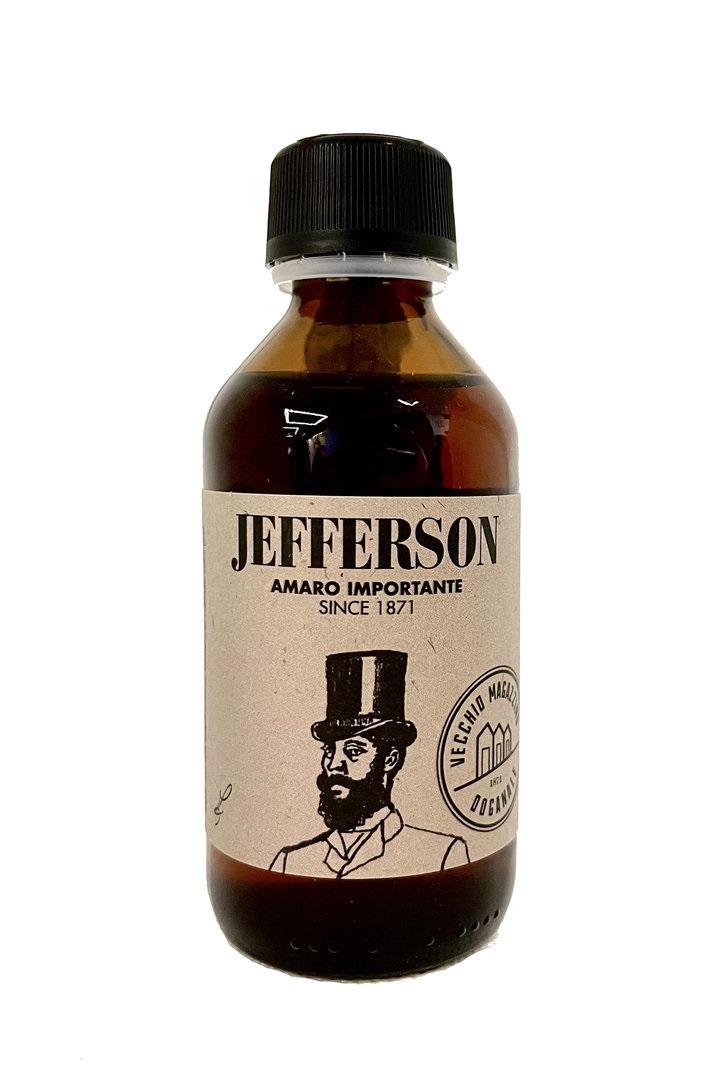 Kleine Jefferson Flasche - Amaro Importante • 0,1 l