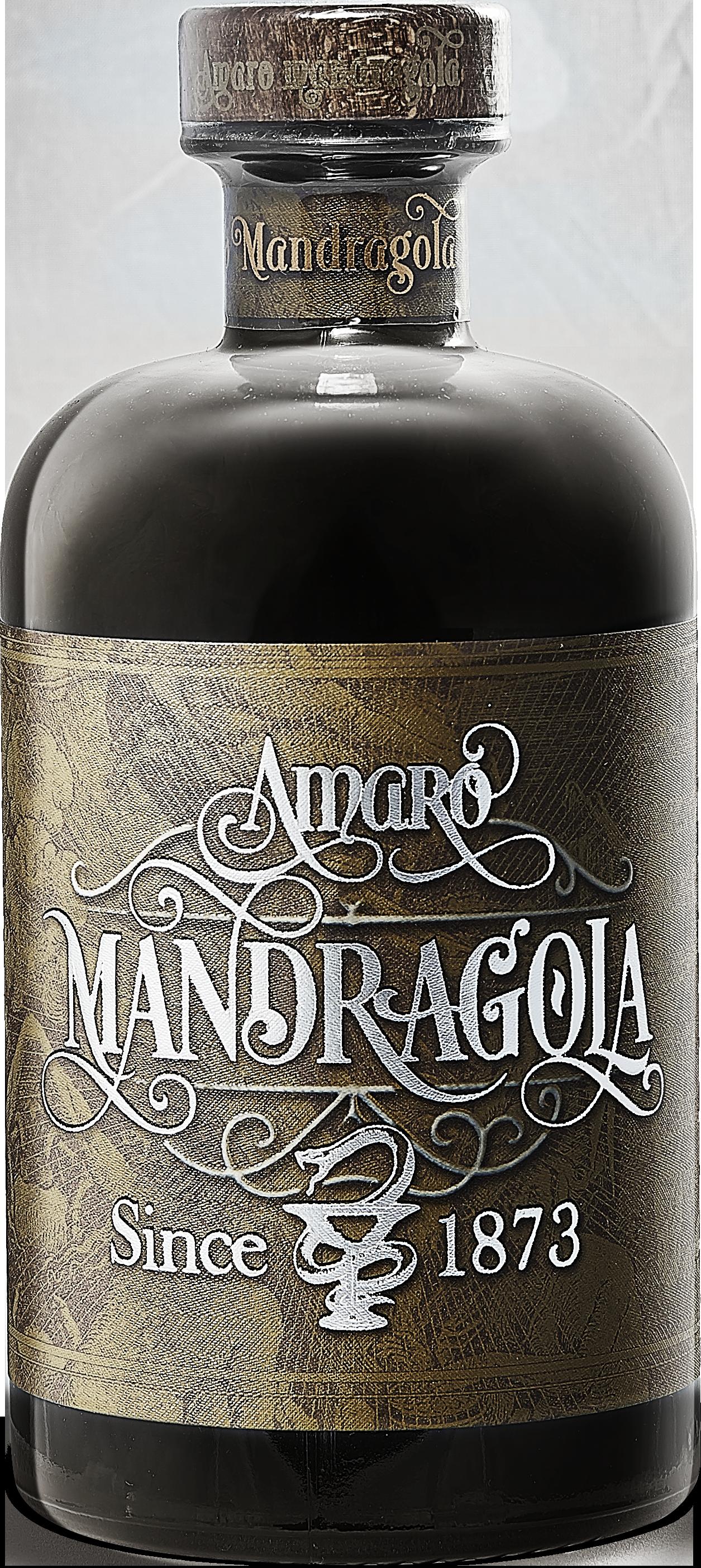 Amaro Mandragola - Since 1873