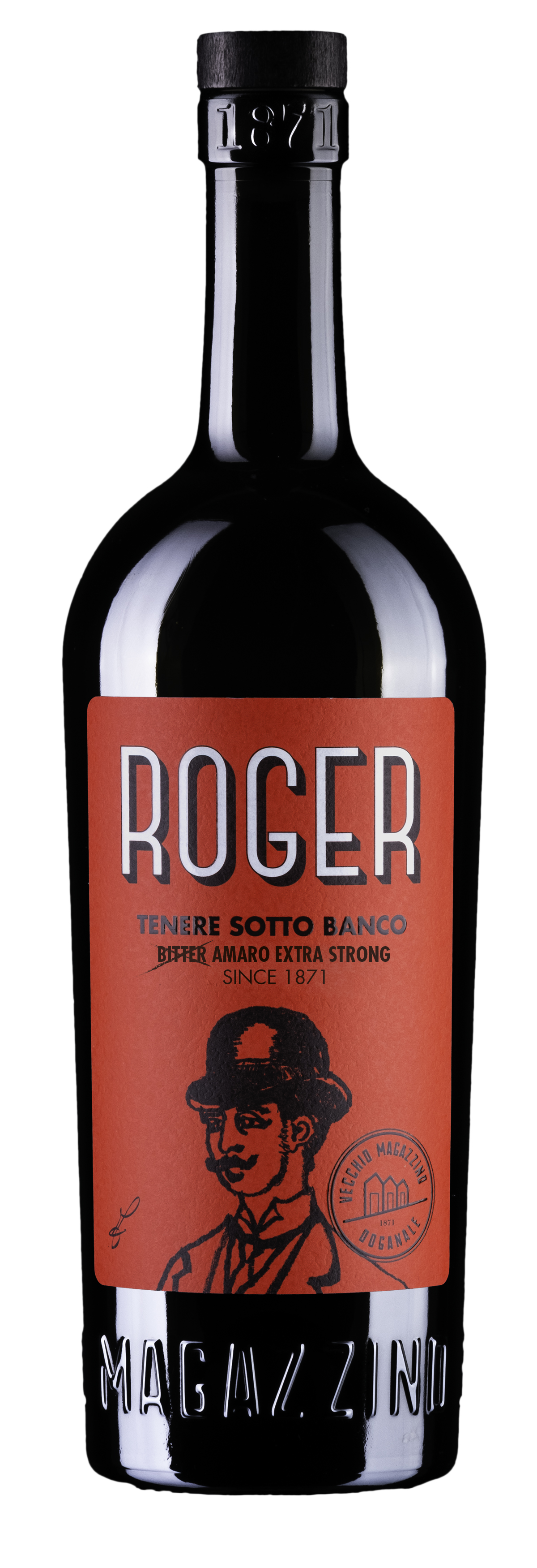 Roger - Bitter Amaro Extra Strong