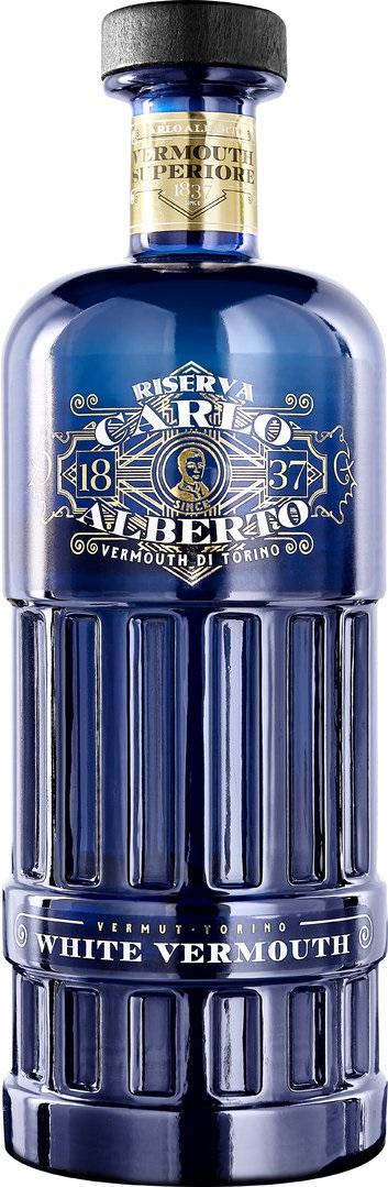 Riserva Carlo Alberto - Weiß Vermouth Superiore