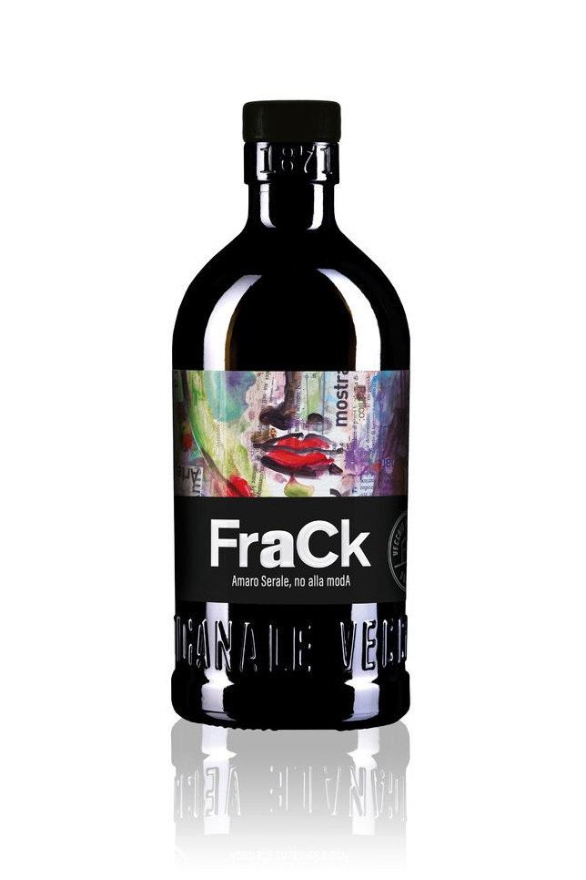 FraCk - Amaro Serale No Alla Moda