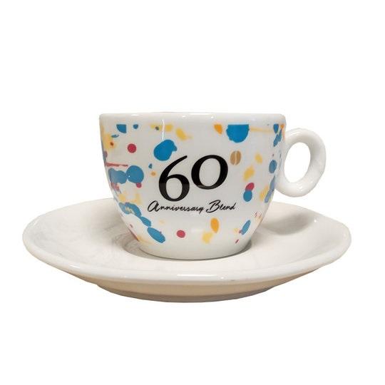 Anniversary Cappuccino-Tasse - Città d'Italia