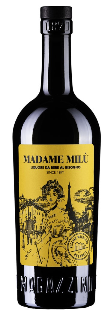 Madame Milù - Liquore da Bere al Bisogno
